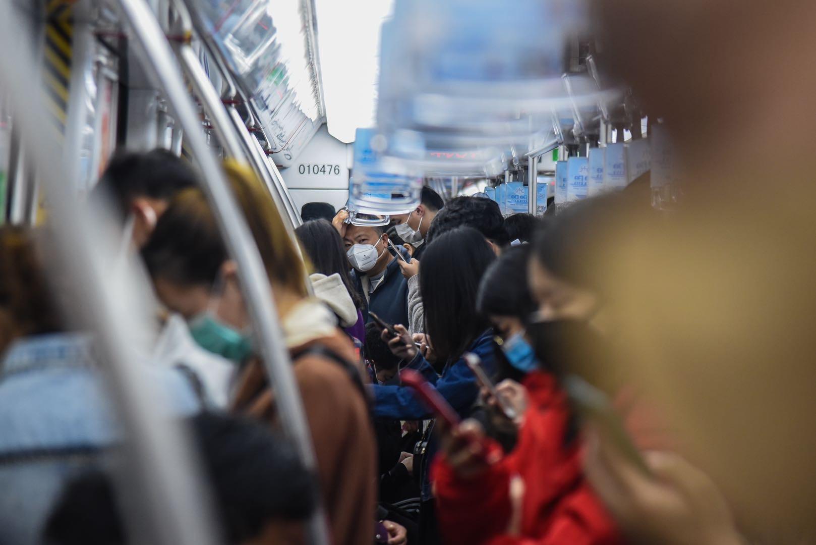 地铁安全迎大考:守卫6600公里地下生命线