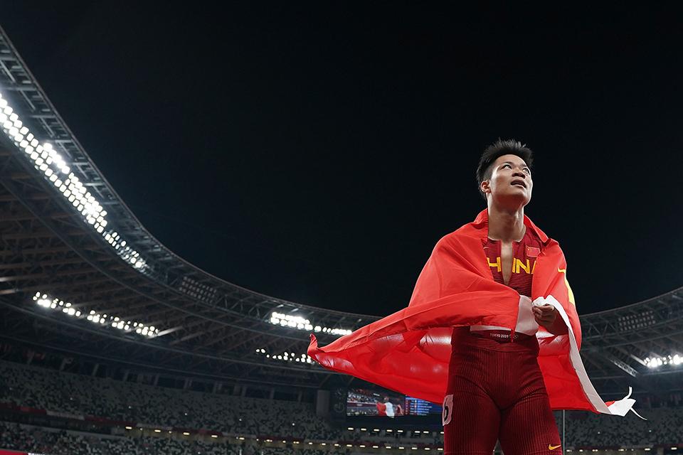 快评 中国田径崛起东京奥运,科学力量助力竞技体育