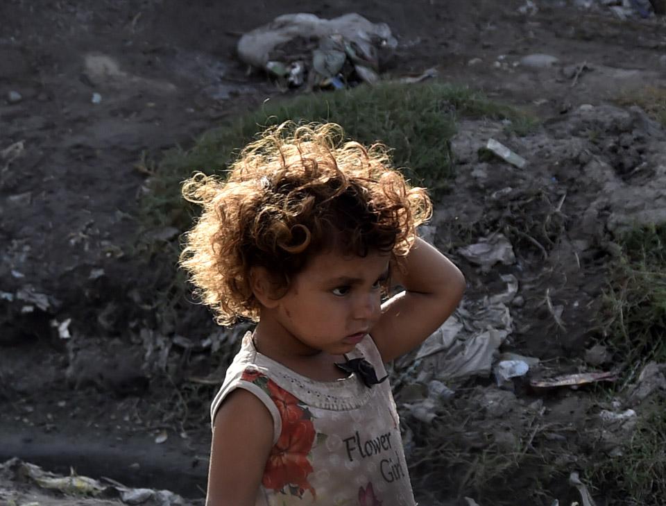 在巴基斯坦的阿富汗难民
