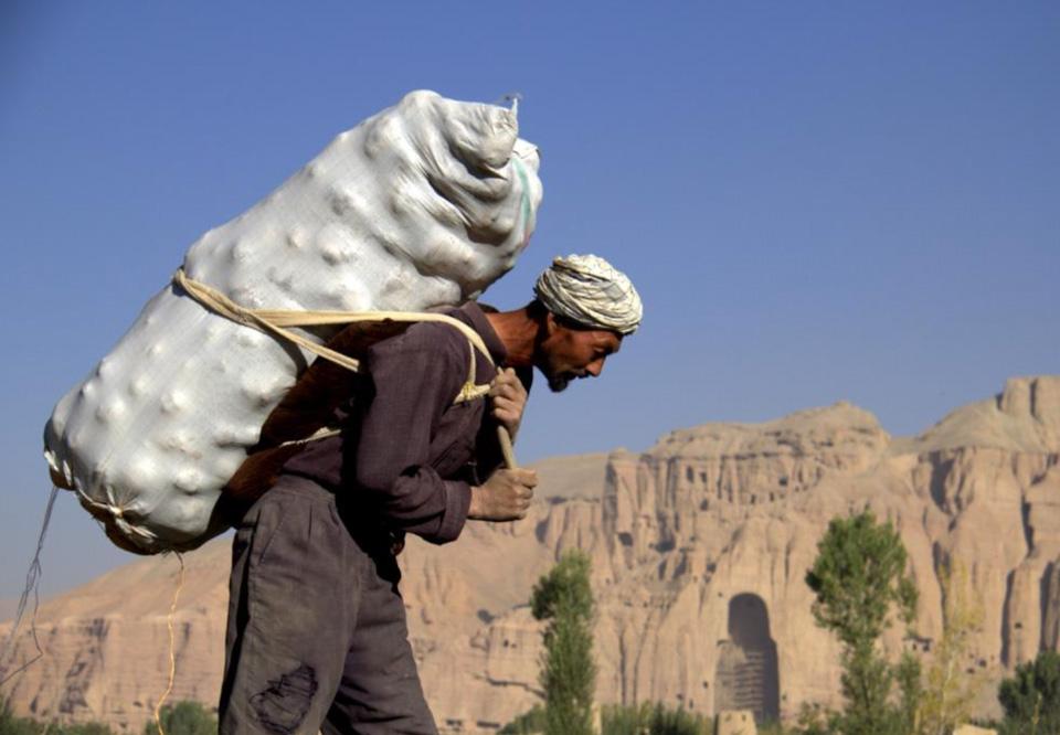 巴米扬以西:探索玄奘的阿富汗足迹