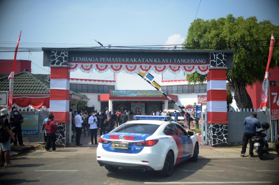 印尼监狱火灾致百余人死伤