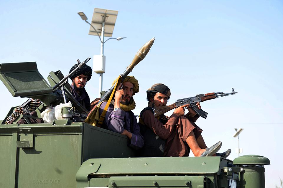 """阿富汗会成为新的""""兵工厂""""吗?"""