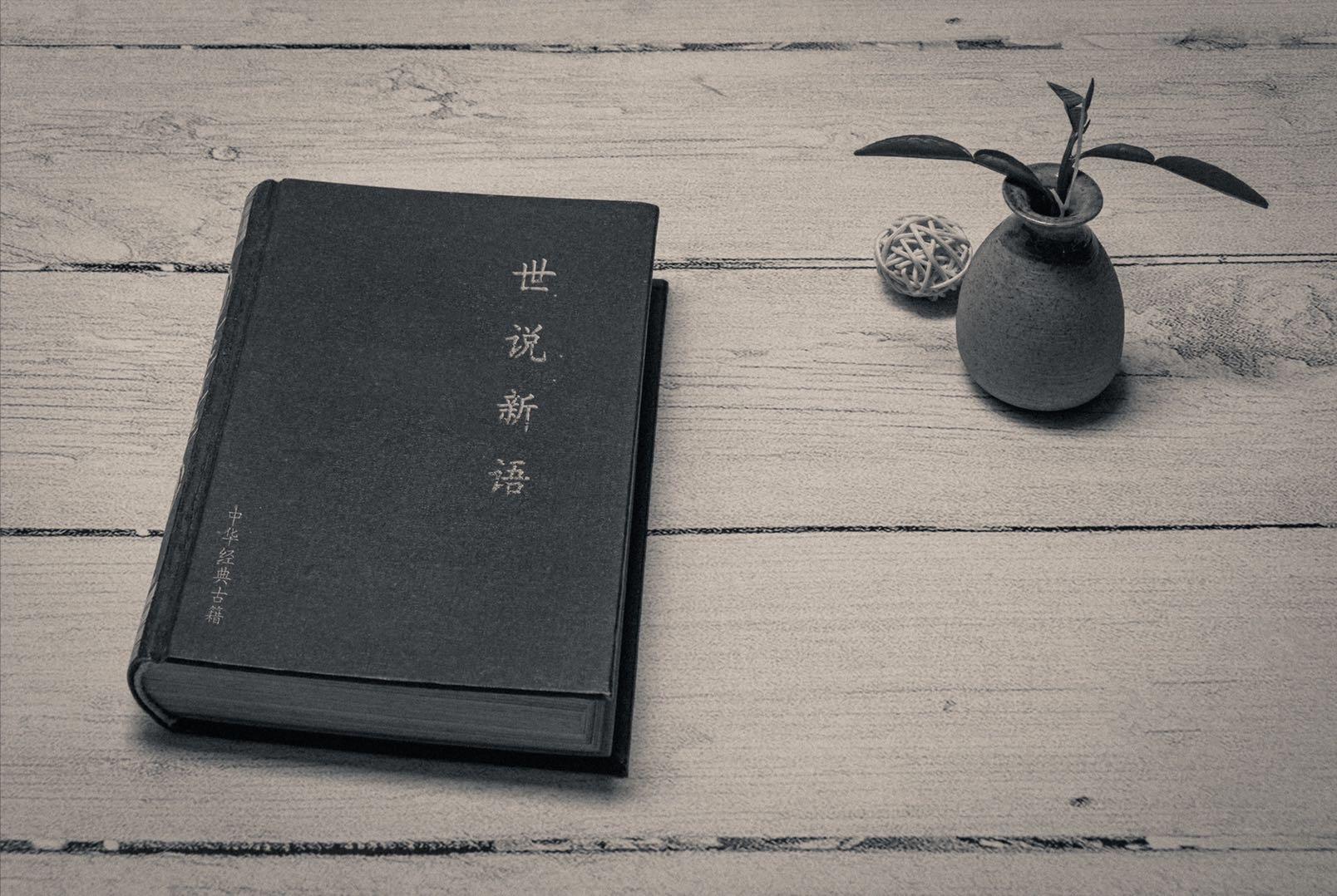"""《世说新语》正确打开方式:权贵懈怠之书,无意义却""""有意思""""之书"""